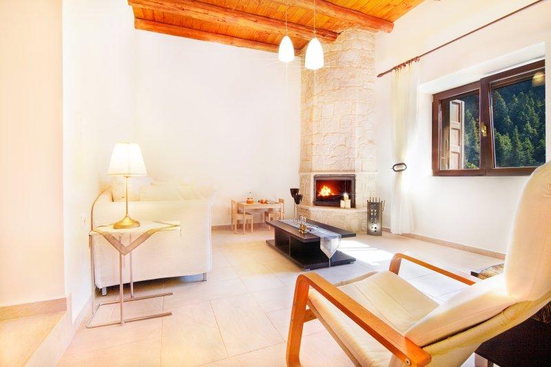 Villa Zourva large apartment-one bedroom, alquiler vacacional en Zourva