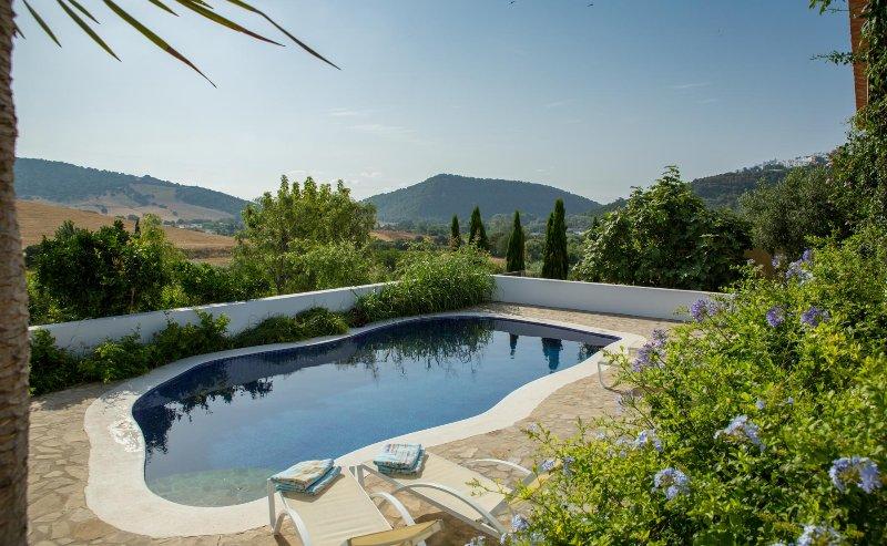 Vista Vejer, 3 bedrooms/2 bathrooms & private pool – semesterbostad i Vejer de la Frontera