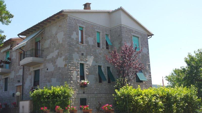 CASA DEL CIRICA, alquiler de vacaciones en Gaiole in Chianti