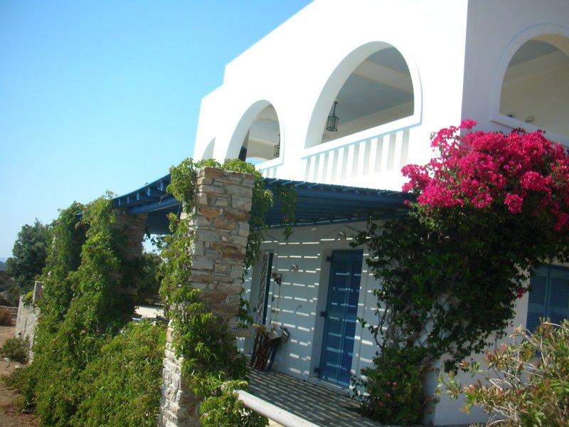 Breathtaking Sunset in Antiparos Level B, holiday rental in Agios Georgios