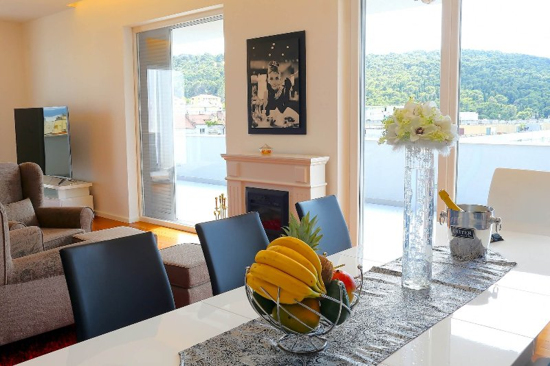Apartment Blue (penthouse), holiday rental in Split