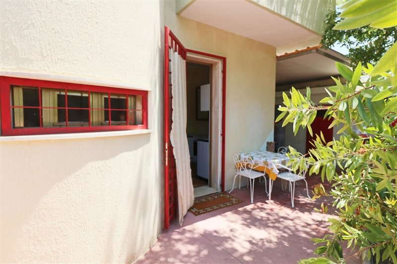 Two-roomed holiday home in Gallipoli, Padula Bianca, in Salento Apulia in a vill, alquiler vacacional en Lido Conchiglie