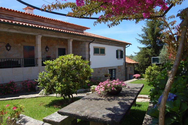 Quinta da Palma, location de vacances à Facha