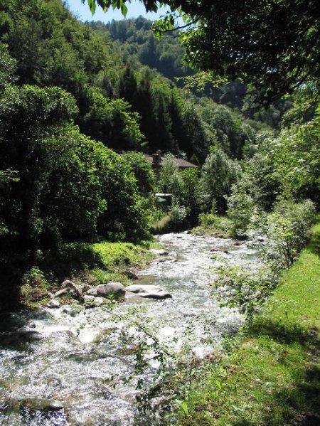 River Sanagra