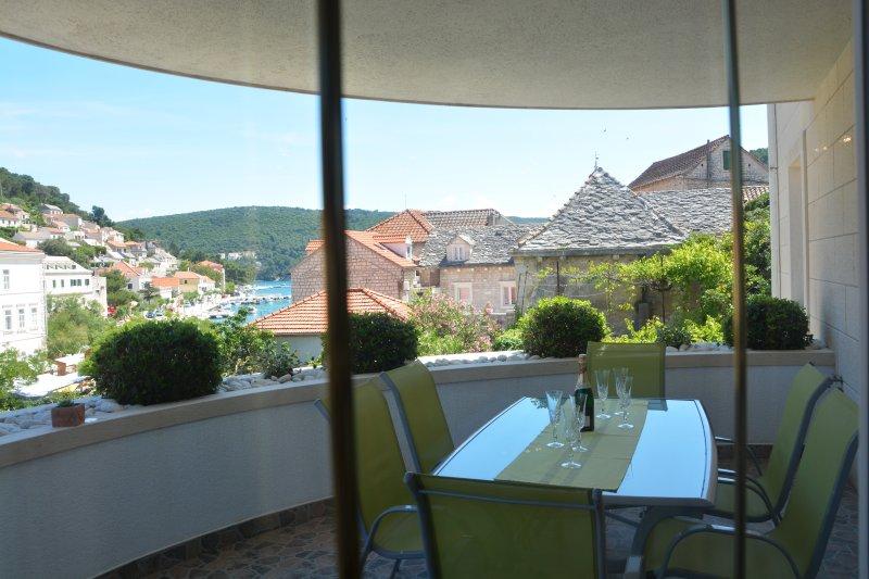 Apartments Mladinic A2, casa vacanza a Gornji Humac