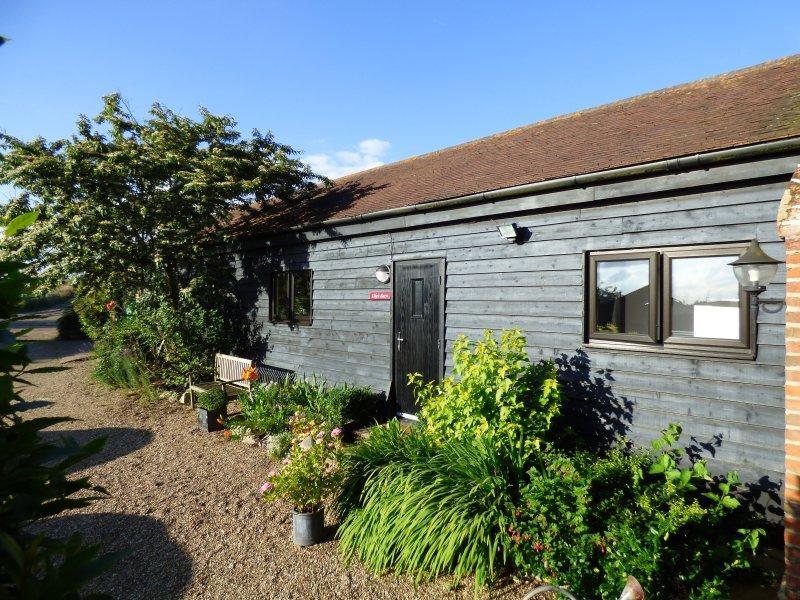 Lily's Barn - van het hoofdgebouw