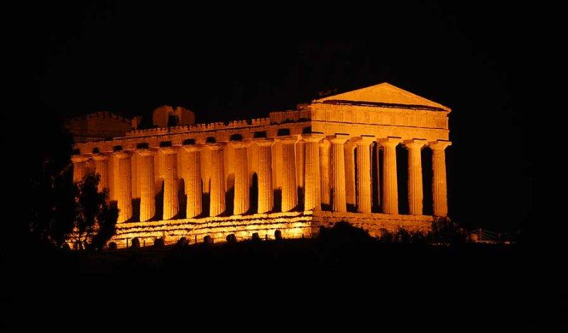 Agrigento-La Valle dei Templi