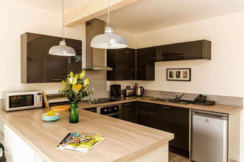 A kitchen fit for a cook