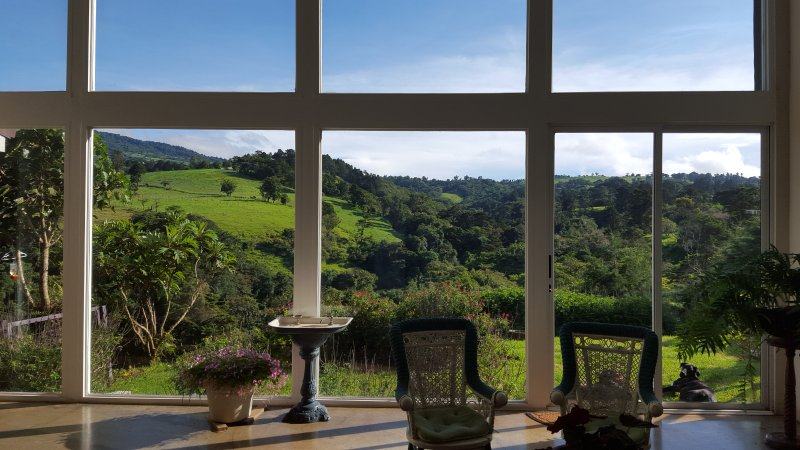 Quinta Esencia, Nature Views, vakantiewoning in Poas Volcano National Park