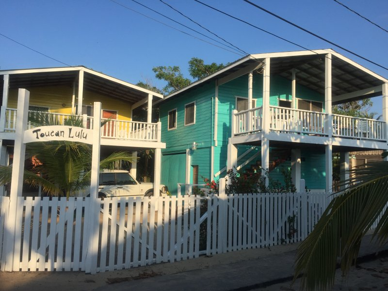 Toucan Lulu Yellow- Your Private Oasis, vacation rental in Seine Bight Village