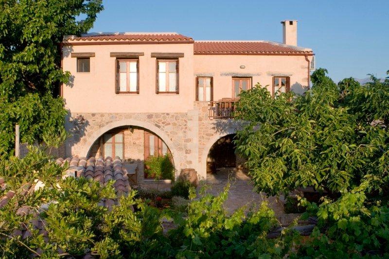 Sarris House, location de vacances à Nteres