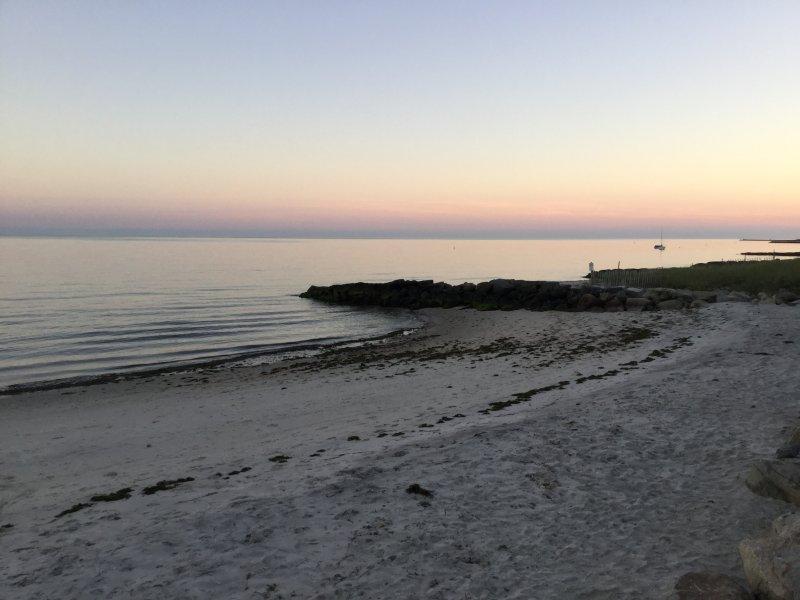 Greyneck beach