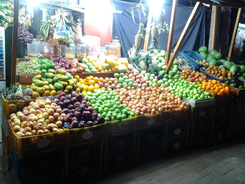 lojas de frutas