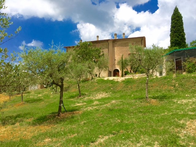 Fogliano Country House, 11 km/Spoleto Centre, 1 hr/Rome, holiday rental in Spoleto