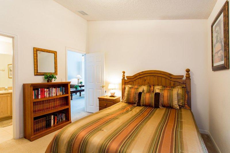 The Ensuite Queen Bedroom