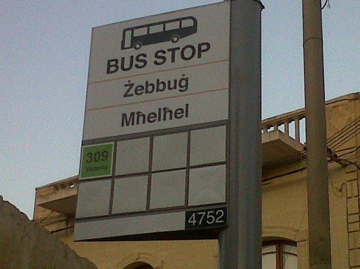 Bus stop / bus stop