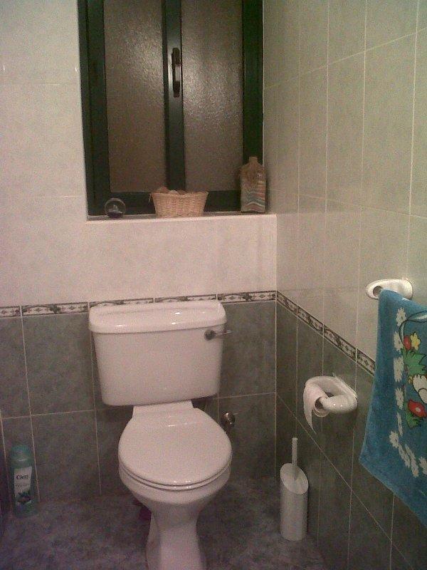 Detail of the bathroom / Bathroom detial
