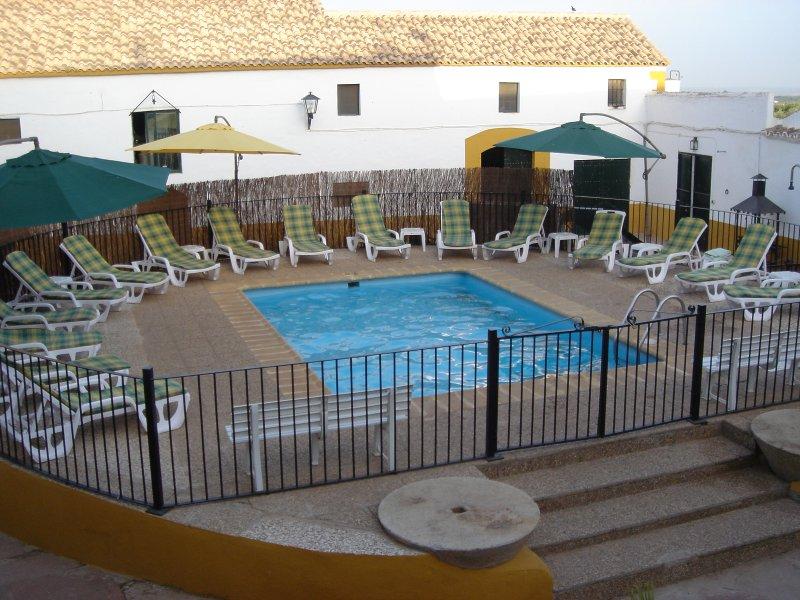 Casa Rural 'El Mirador'; Montoro (Córdoba). Capacidad 4 personas., vacation rental in Andujar