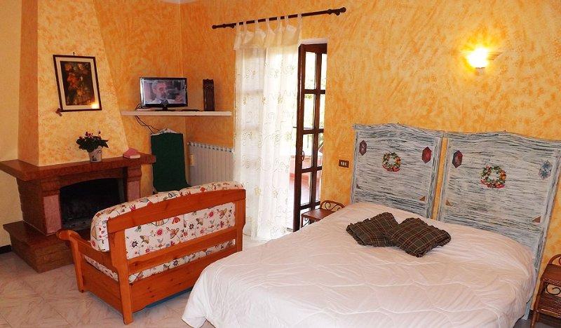 Agriturismo Lb Stud - Bilocale con Angolo Cottura, holiday rental in Castel Giuliano