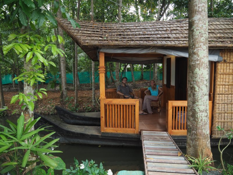 Canoe Ville, holiday rental in Alappuzha