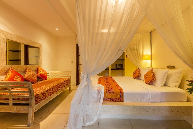 Chambre # 3 avec lit de jour ou lit d'appoint.