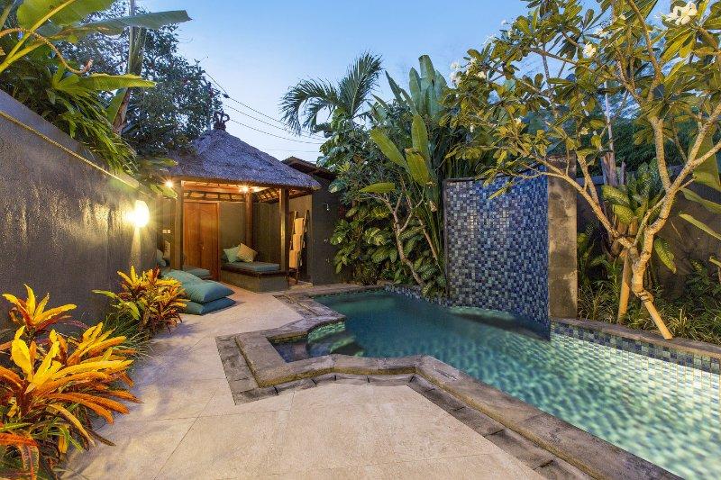 La piscine AkasaDua