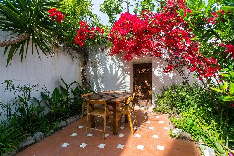 Garden-courtyard Jardín-Patio