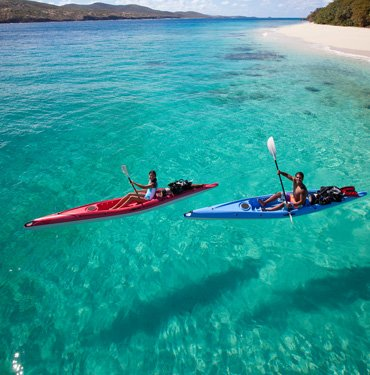 Kayaking/ Activities to do in the area