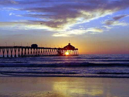 Imperial Beach Pier - only a 10-minute walk