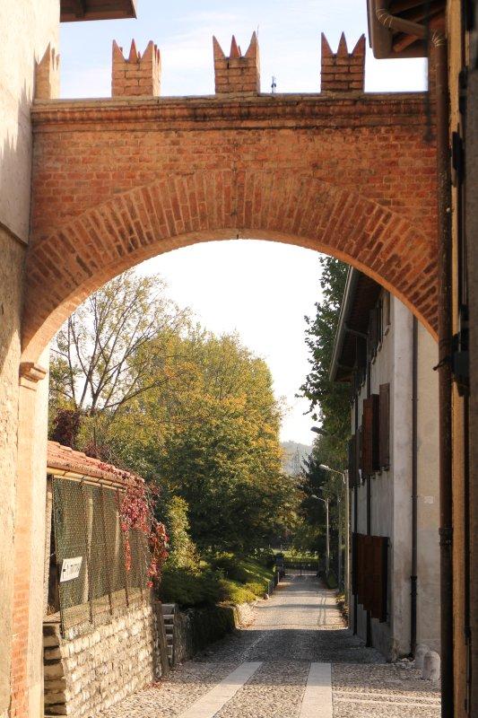 arc of the village