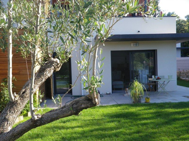 Location T3 avec jardin, holiday rental in Montpellier