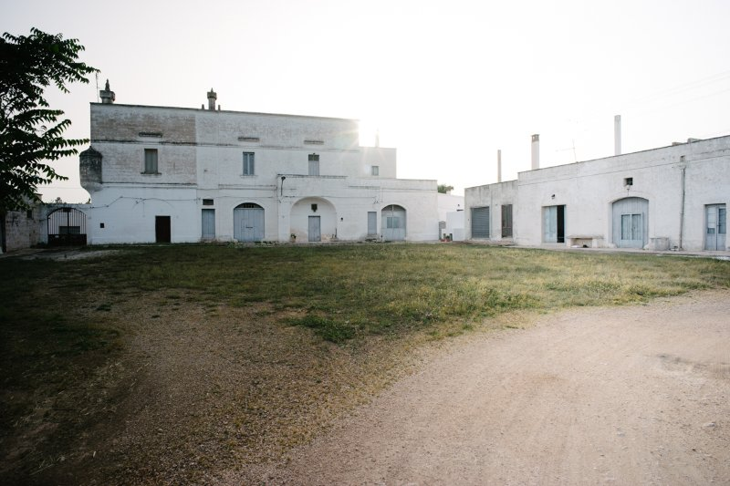 Monolocale in Masseria settecentesca, location de vacances à Villa Castelli