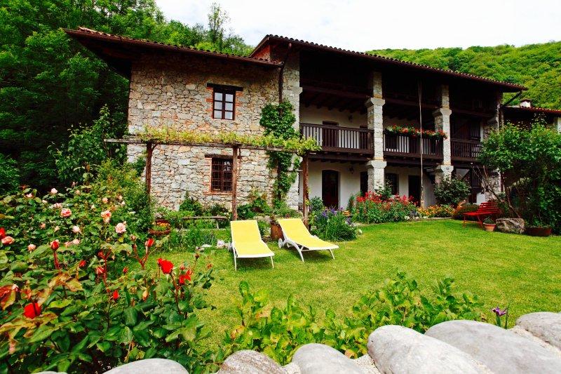 B&B Casa Nongruella, location de vacances à Nimis