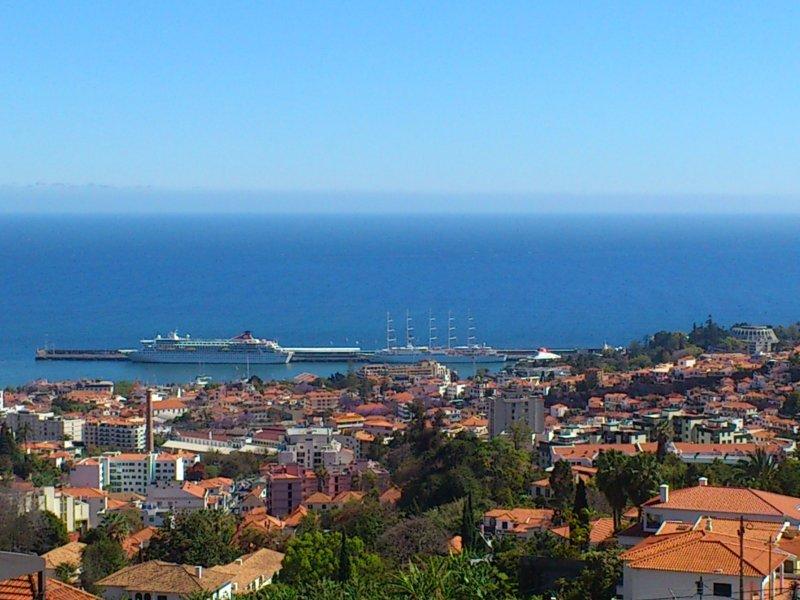 Vista Centro, Porto e Mar
