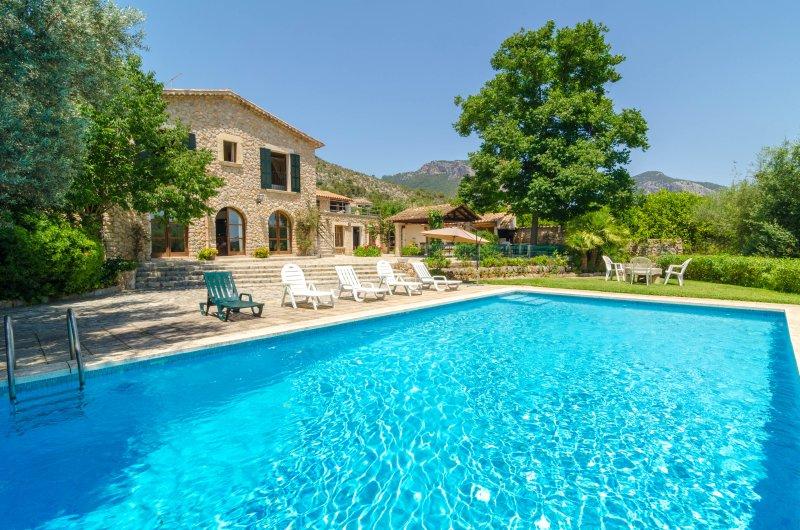 SON BERNI - Villa for 9 people in Alaro, vacation rental in Alaró