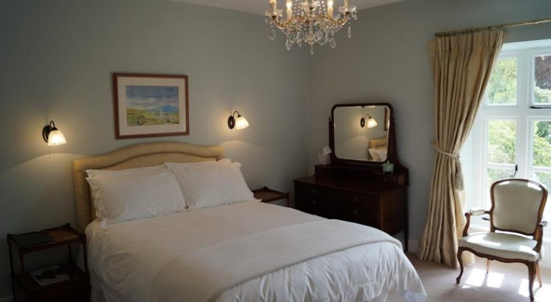 Eastwrey Barton Country House  Superior Room#1, holiday rental in Christow