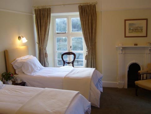 Eastwrey Barton  Superior Twin Room# 3, vacation rental in Bovey Tracey