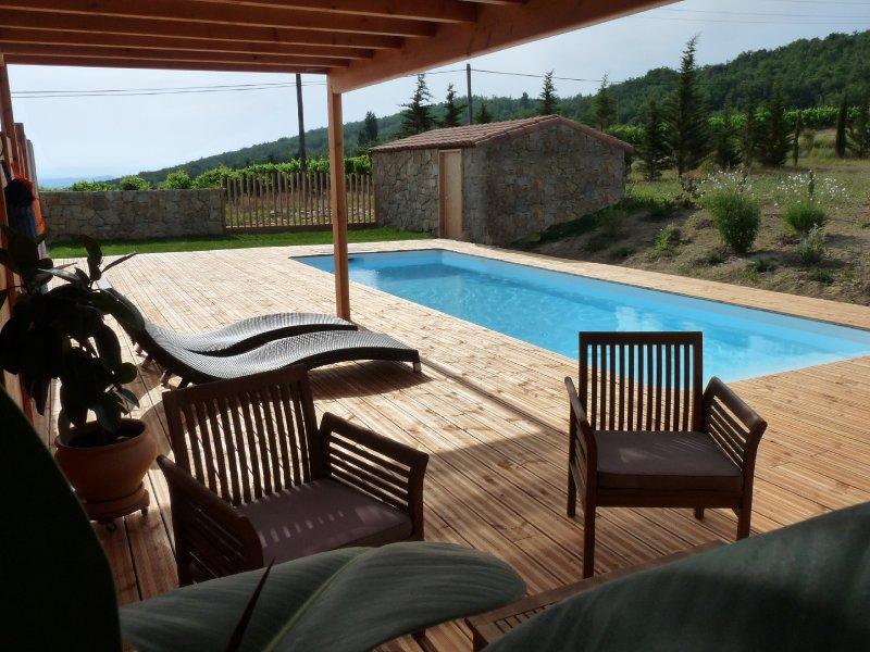 Villa Rani swiming pool