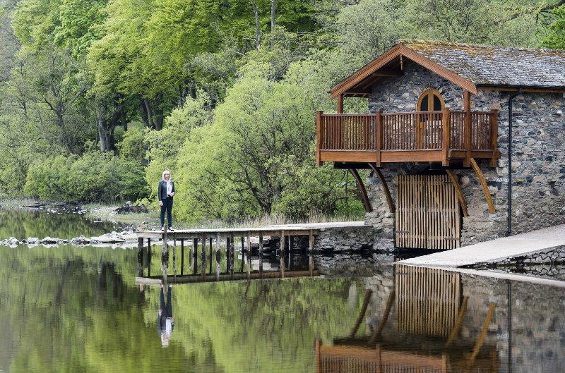 Ullswater Boathouse, Duke of Portland, Pooley Bridge, Ullswater, holiday rental in Askham