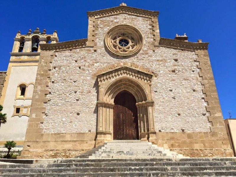 Le Sanctuaire de Custonaci