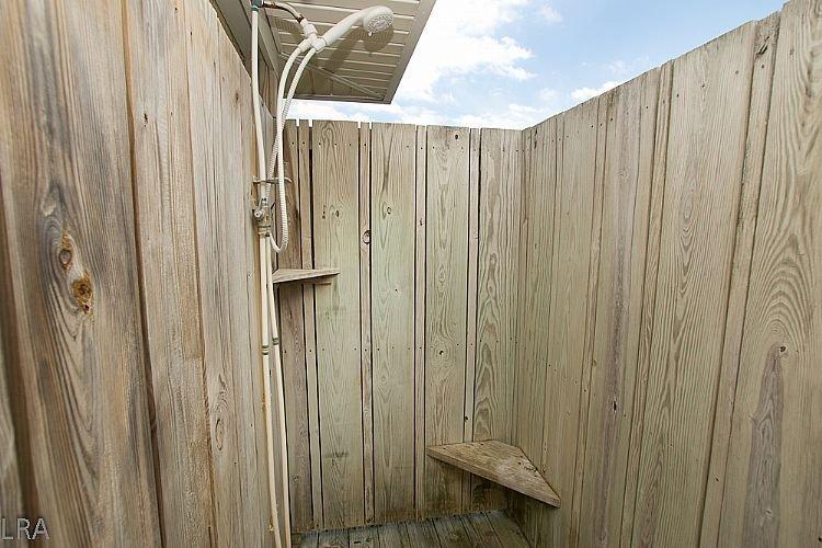 Outside Shower