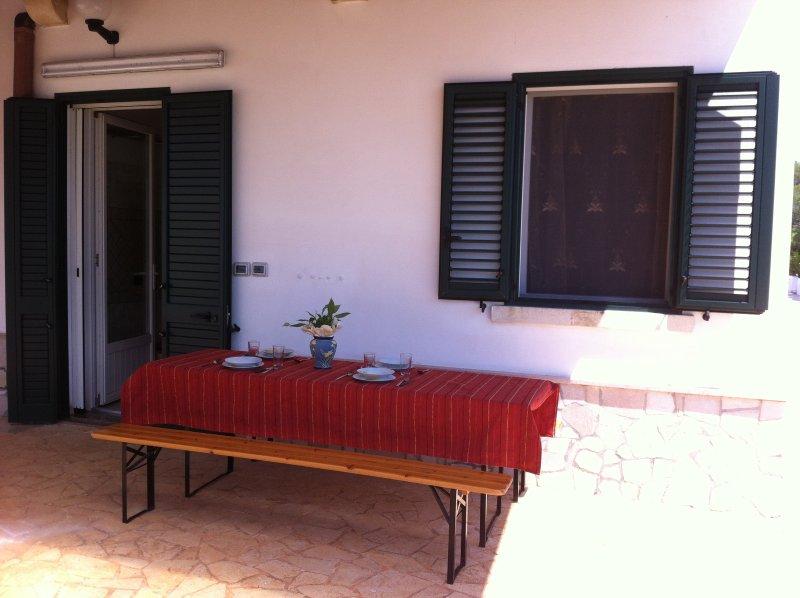 Salento1: patio