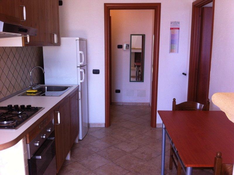 salento1: dining kitchen