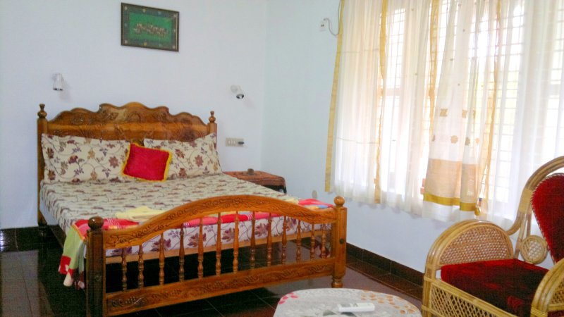 Guest House Kovalam : Ganesh House Room No:1, holiday rental in Kovalam