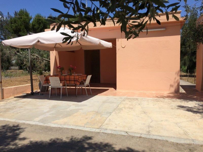 Casa vacanze Rosa, aluguéis de temporada em Matino