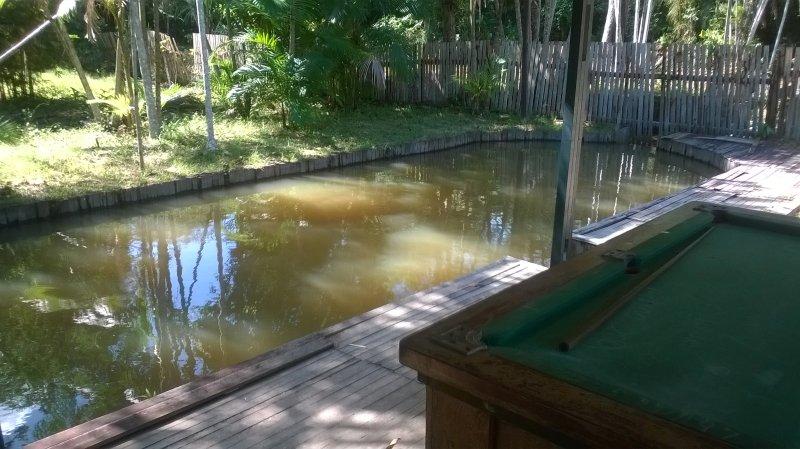 LINDÍSSIMA CHÁCARA PARA ALUGAR: CUCHILÓDROMO, location de vacances à Santarem