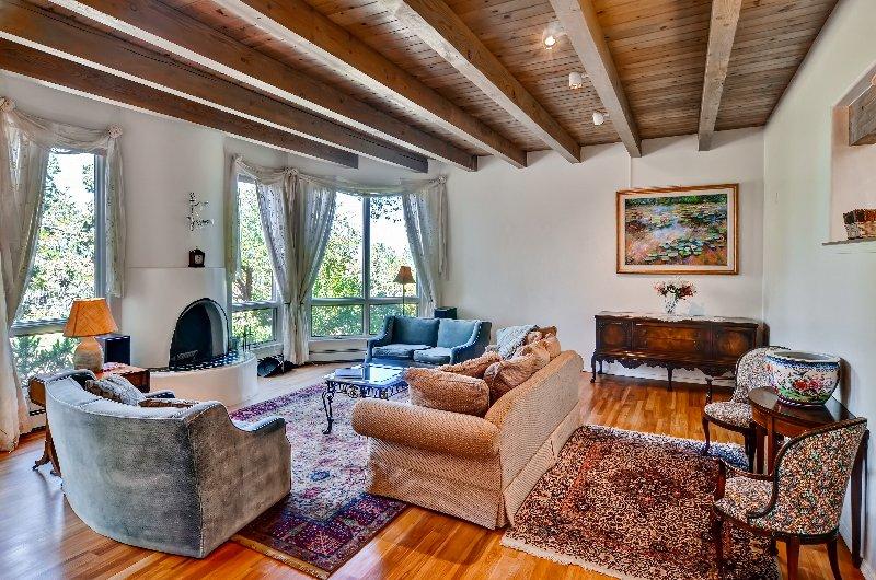 Profitez d'une escapade reposante dans cette maison de location de vacances Santa Fe.