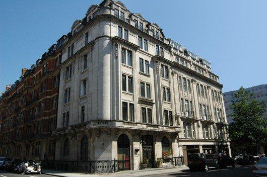 Building - 3rd floor south-west corner