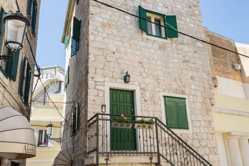 Duplex apartment in Split, Old Town center, holiday rental in Split