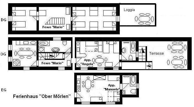 Haus 'O' für 10/16 Pers,, 23 km bis Frankfurt/Nord, casa vacanza a Lahnau